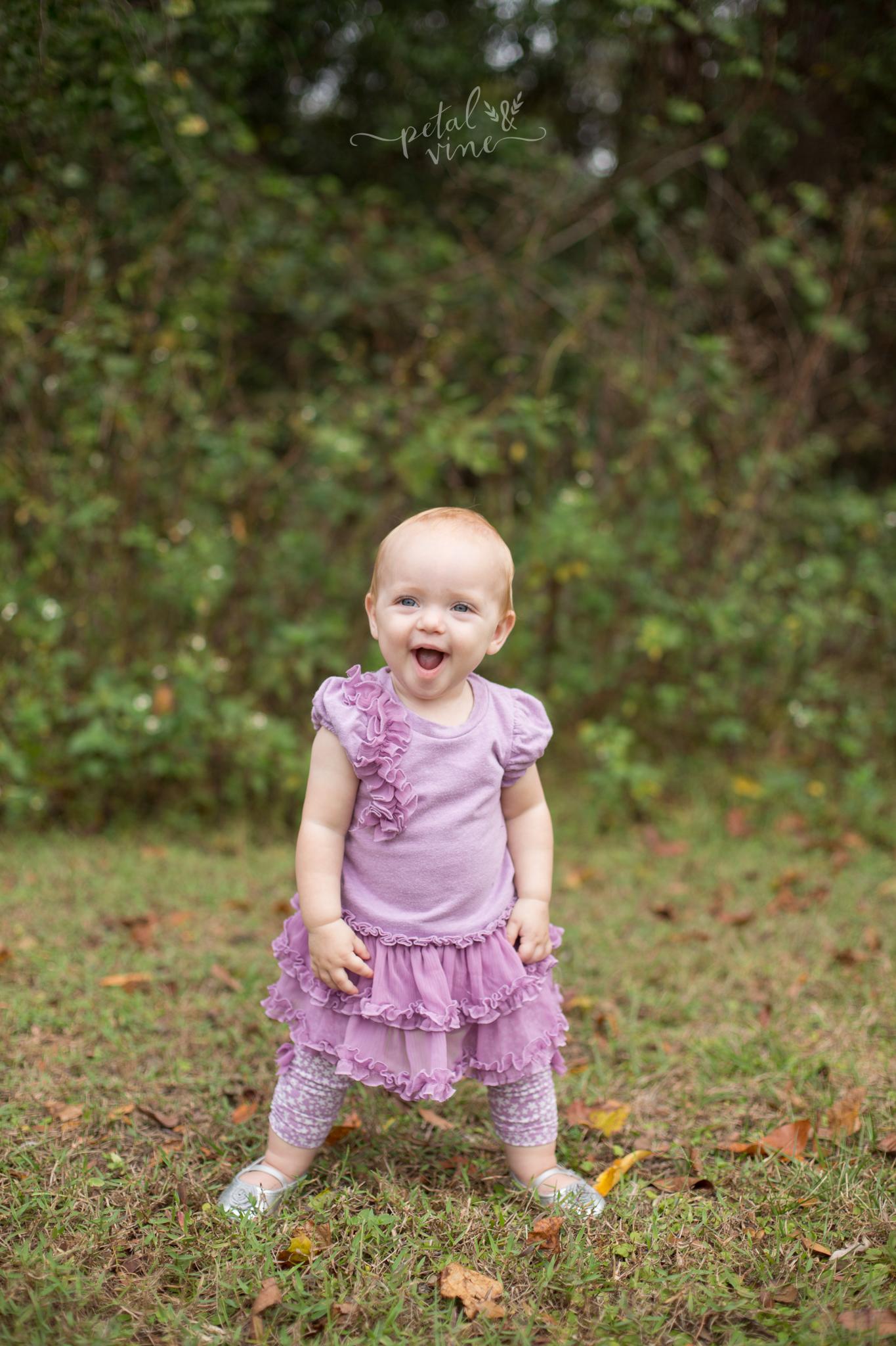 Lakeland Toddler Photographer