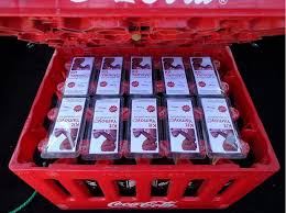 Coca Cola Boxes and Medicine Packaging