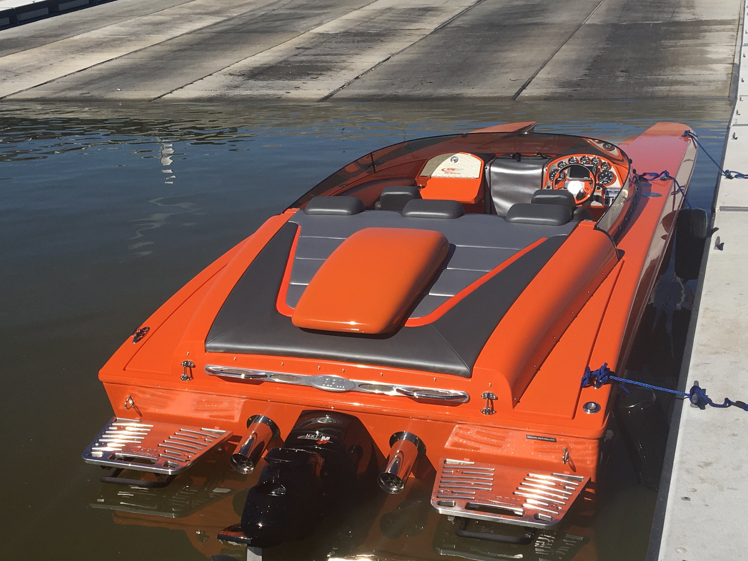 RPM 26 Redline orange by dock back.jpg