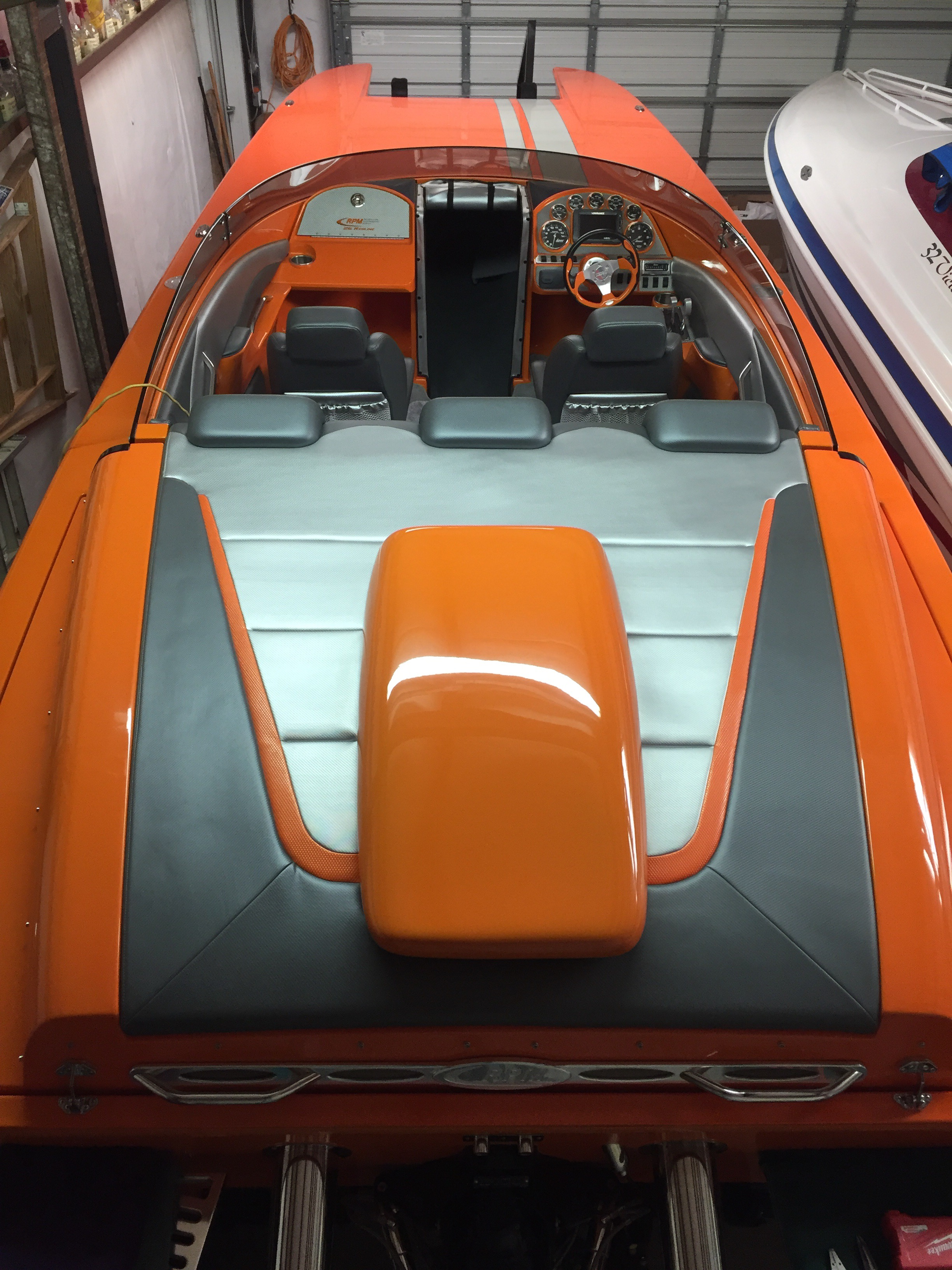 RPM 26 Redline orange in garage.jpg