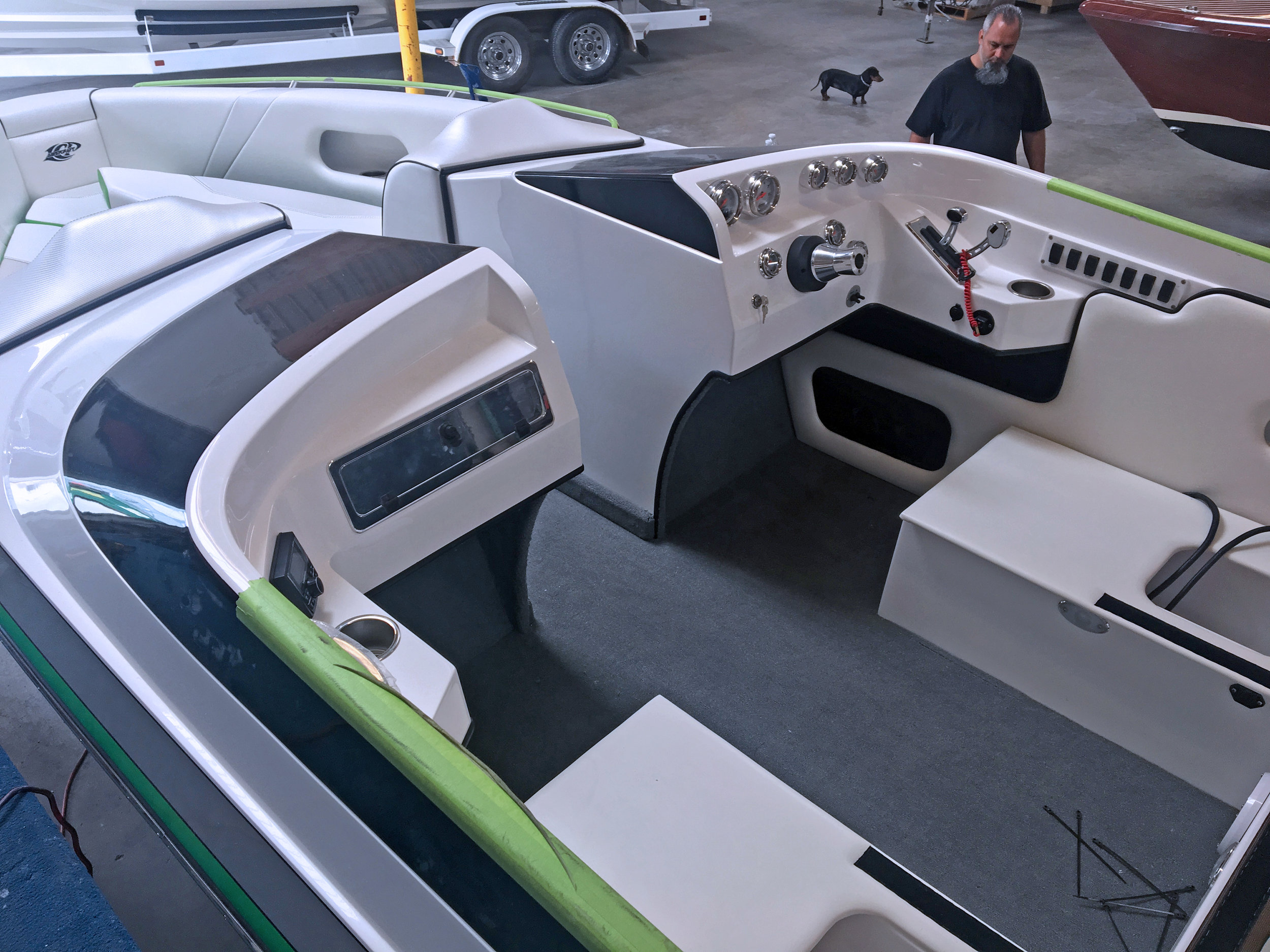 Lavey Craft 24 NuEra interior front May 2018.jpg