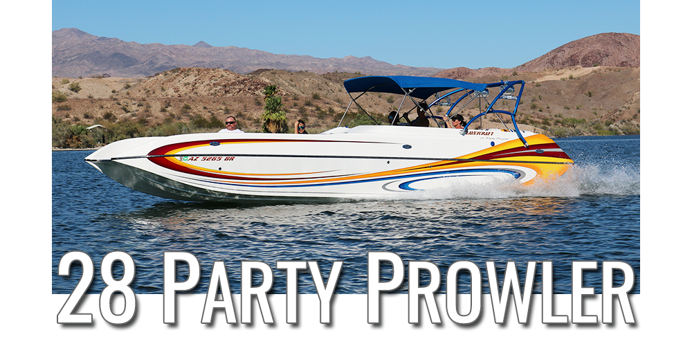 28 Party Prowler by Lavey Craft