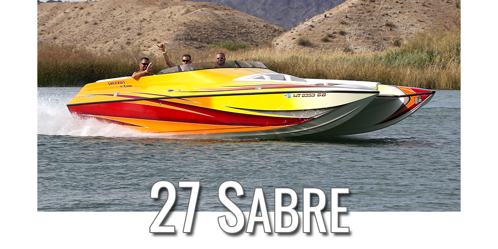 27 Sabre by Lavey Craft
