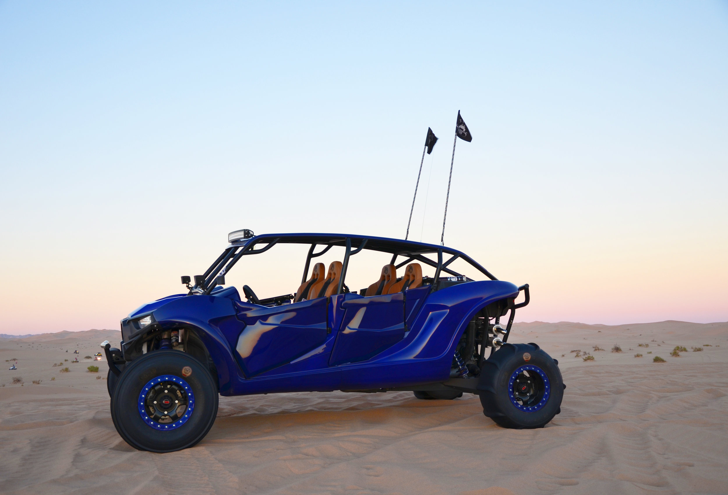 Polaris RZR XP1000 fiberglass body kit by Lavey Craft - pic 1.jpg