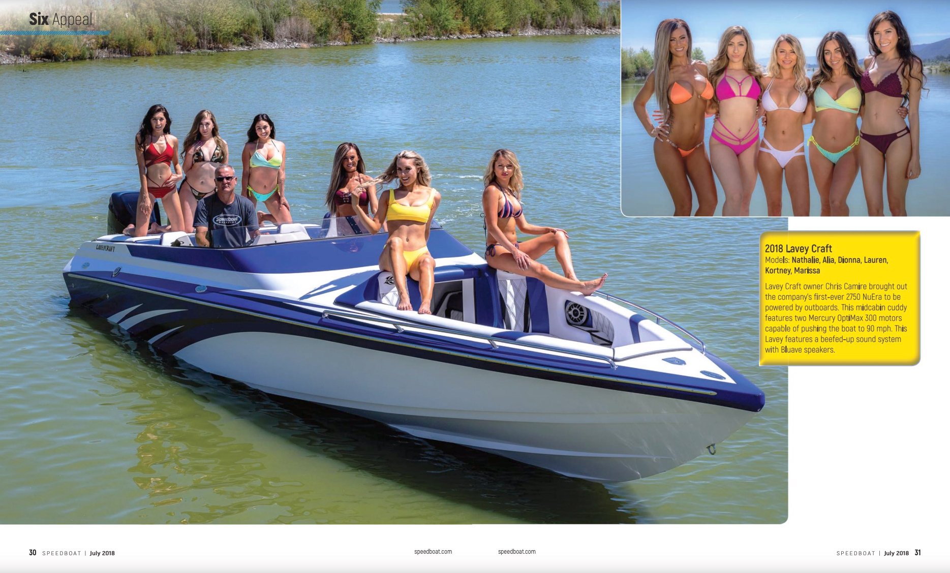Lavey Craft Speeboat Magazine header page.jpg