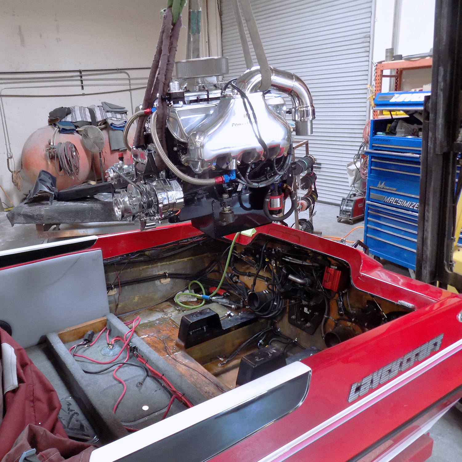 Lavey Craft Uncle Dave new Boostpower engine 20.8 Sebring - pic 5.jpg