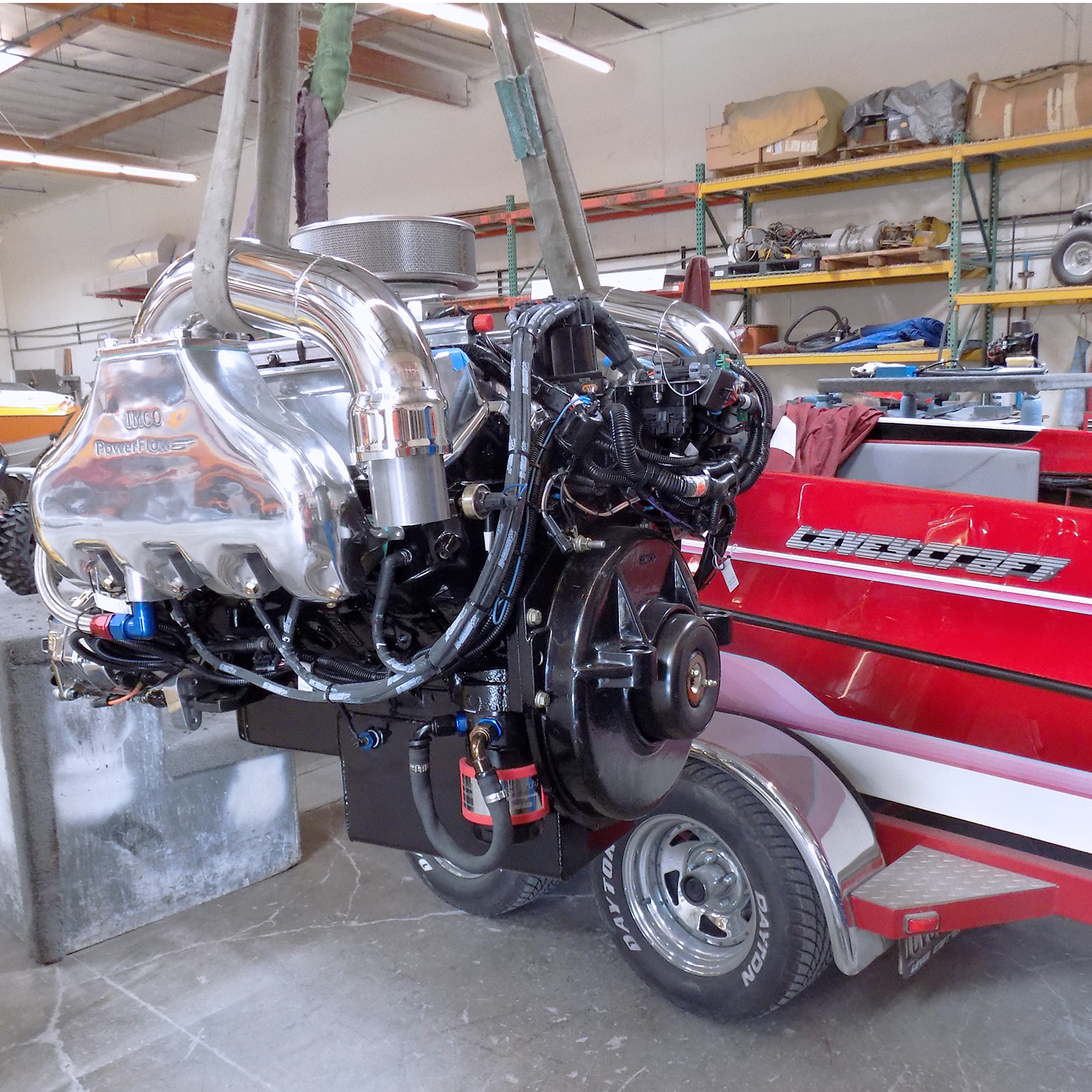 Lavey Craft Uncle Dave new Boostpower engine 20.8 Sebring - pic 4.jpg