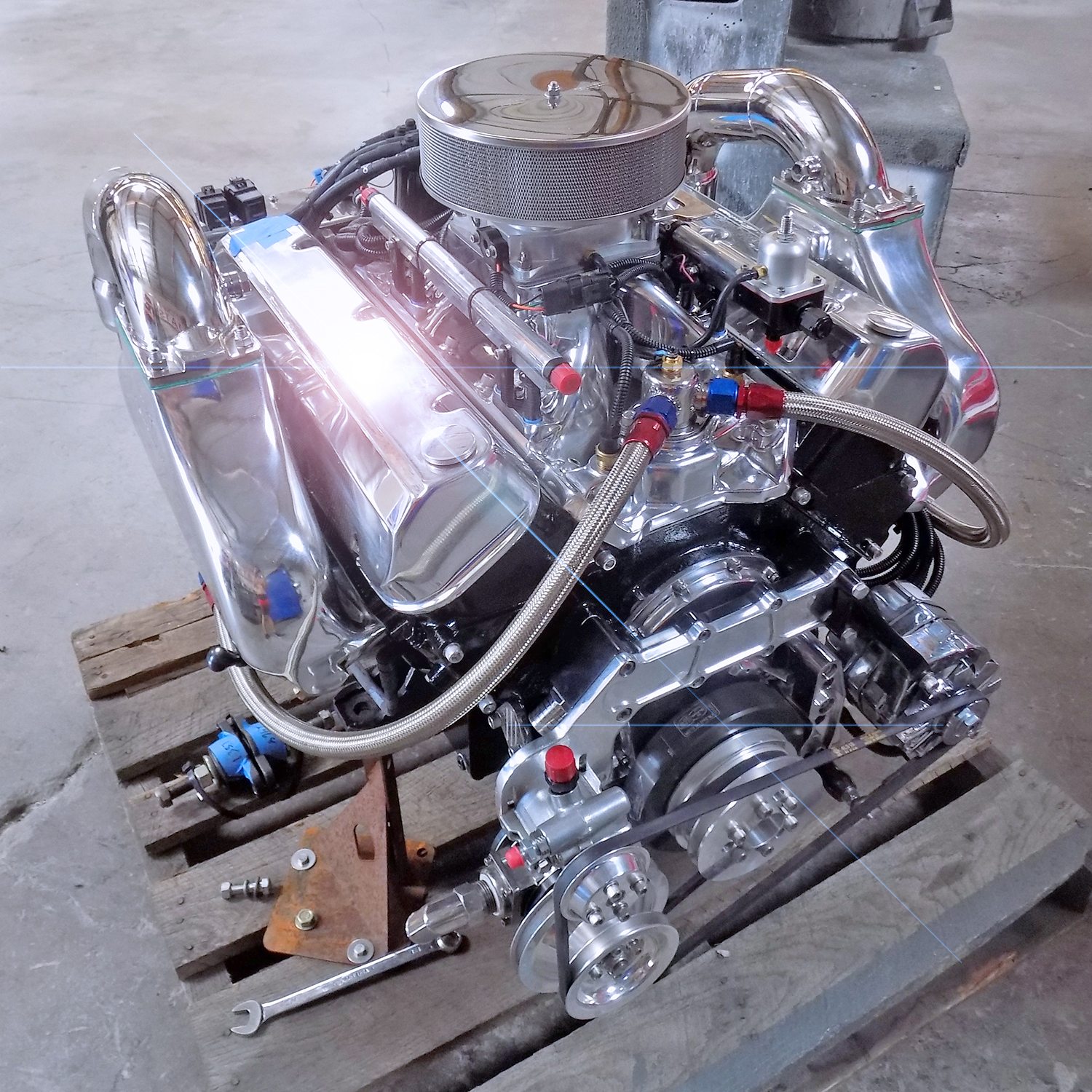 Lavey Craft Uncle Dave new Boostpower engine 20.8 Sebring - pic 2.jpg