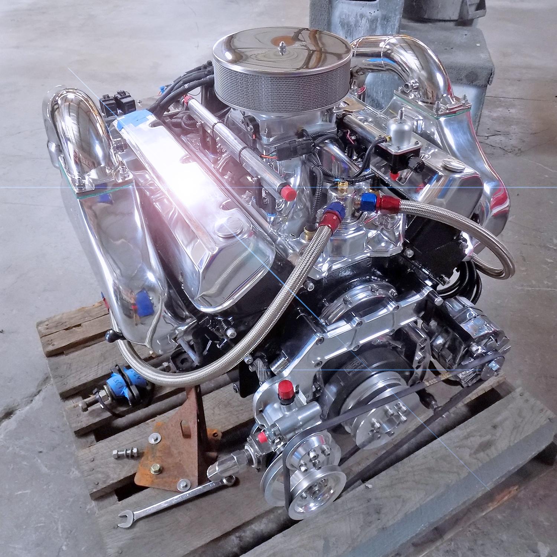 Lavey Craft Uncle Dave new Boostpower engine 20.8 Sebring - pic 2.jpg