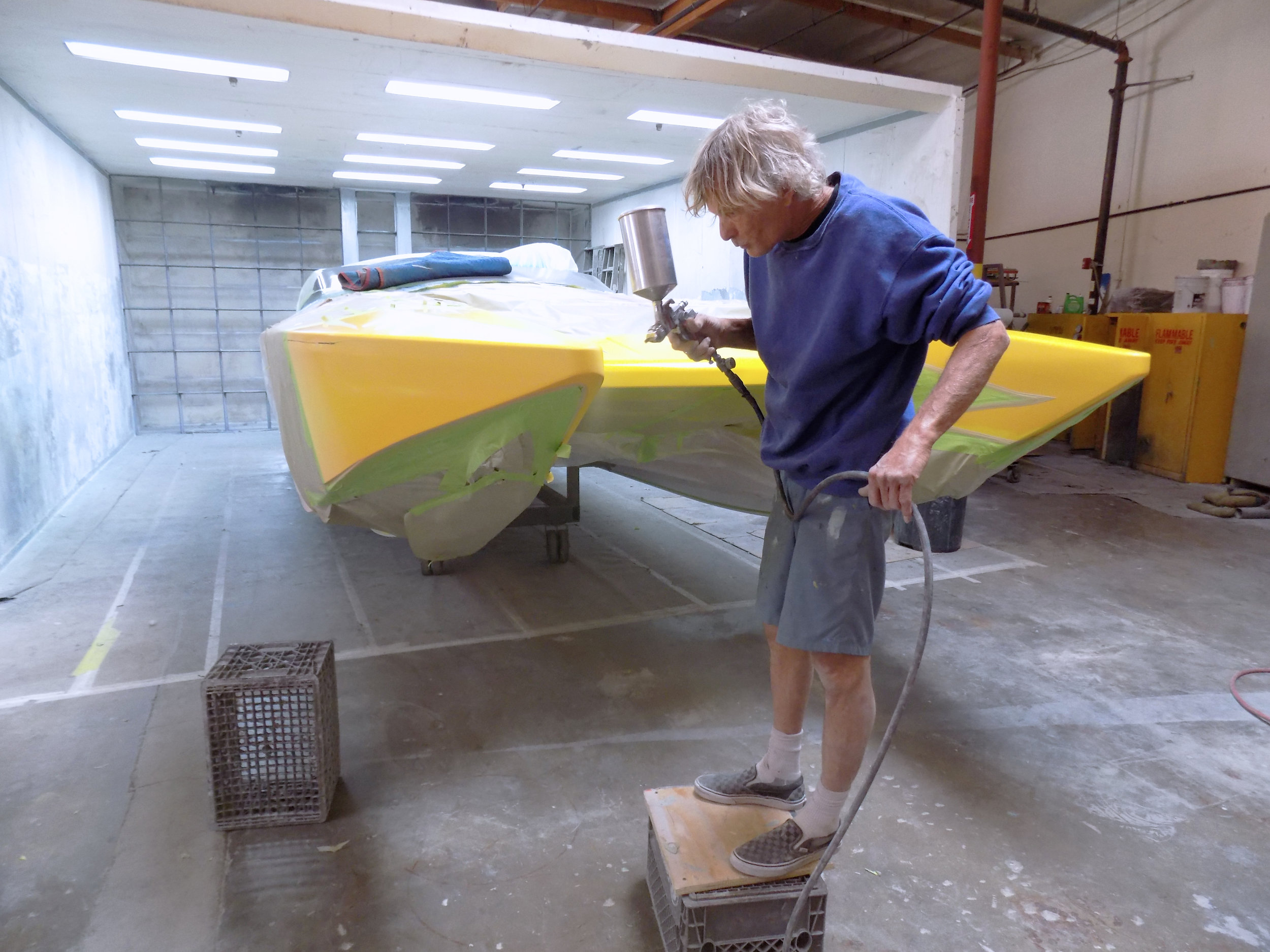 27 Sabre Lavey Craft upgrade & restoration - pic 3.jpg
