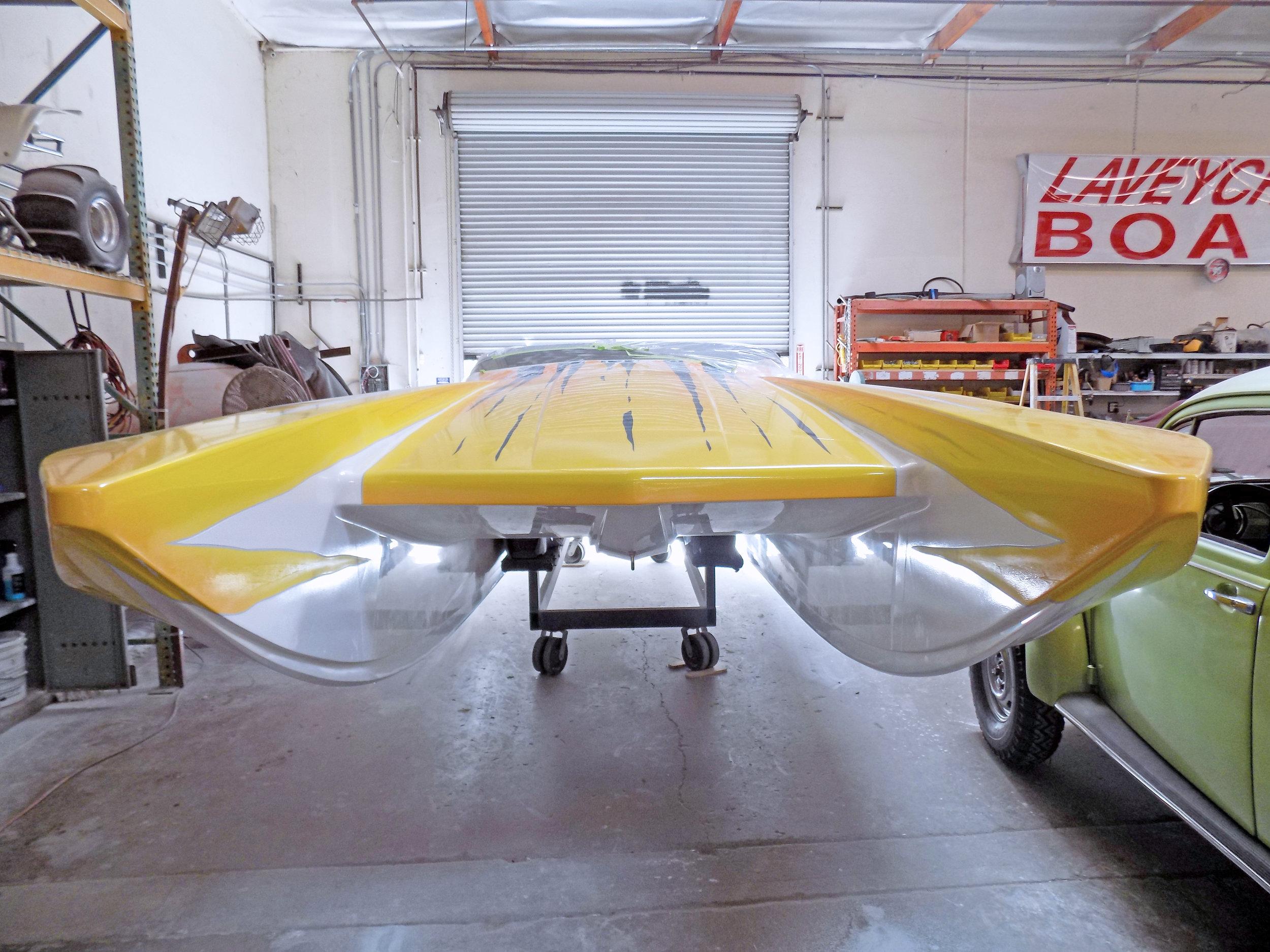27 Sabre Lavey Craft upgrade & restoration - pic 5.jpg
