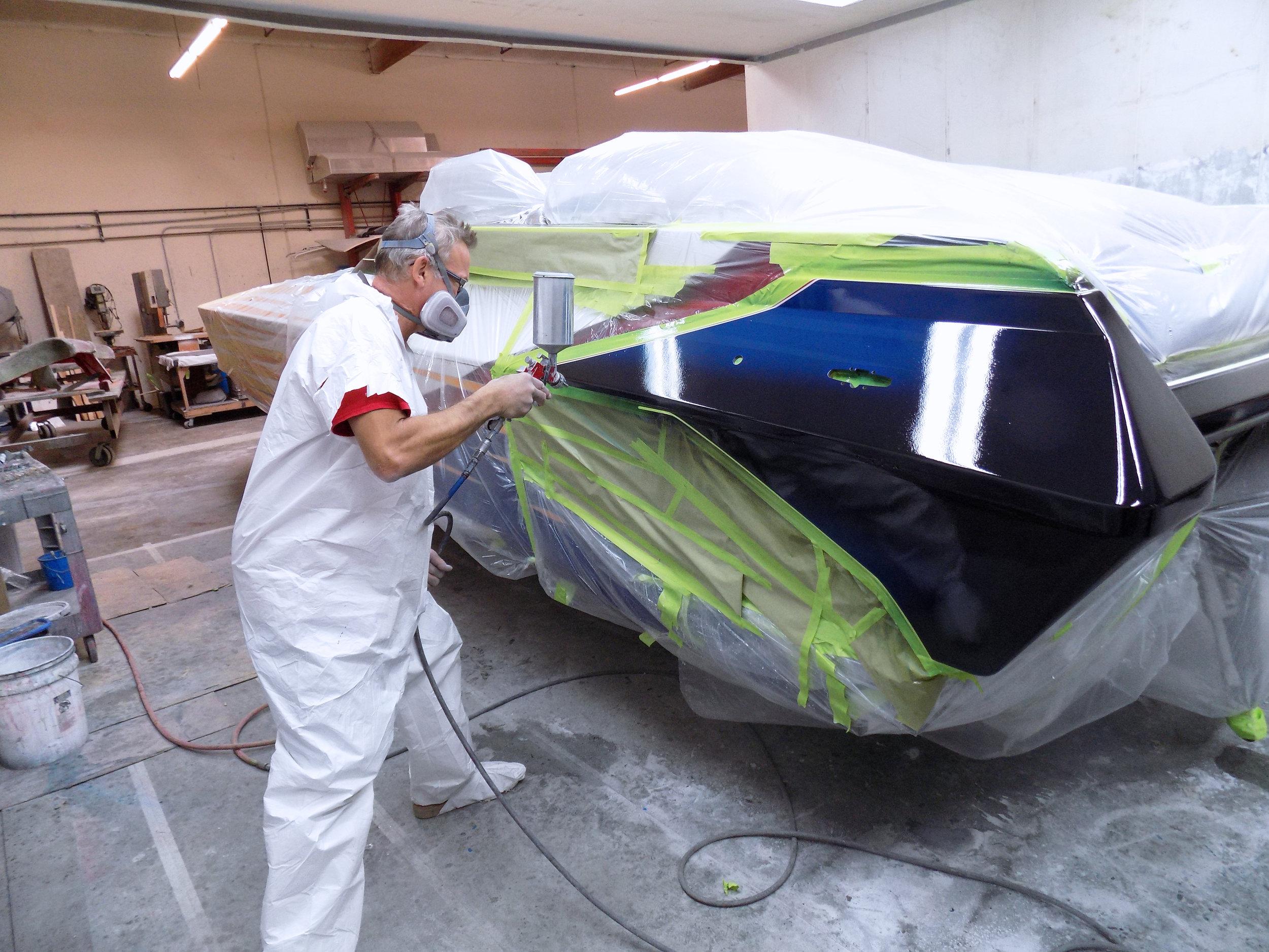 27 Sabre Lavey Craft upgrade & restoration - pic 1.jpg
