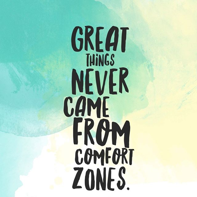 Get ready for great things to happen once you step outside of your comfort zone! What would you want to achieve? . #uprisecos #comfortzone #stepoutsideofyourcomfortzone #achievegreatness #dothethang #justmove #movingforward #quotestogetyougoing #yougotthis #gottatrytodo