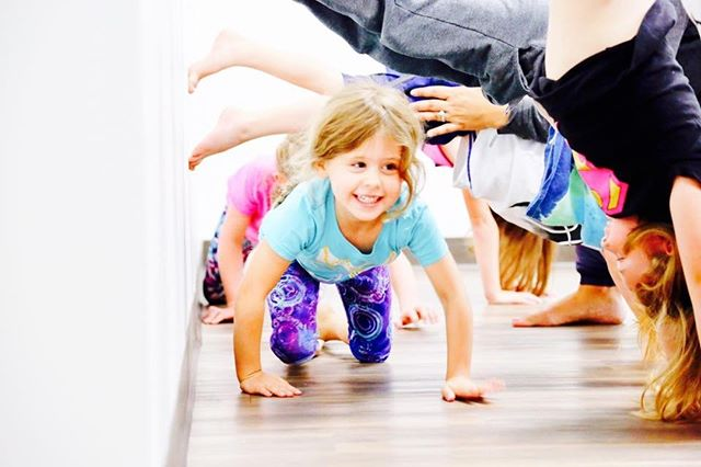 Don't forget Kids and Kids & Family Yoga starts next Monday the 17th! Kids class at 10:30 and the Kids & Family class starts at 11:15. Kids will learn about breathing, Yoga, meditation, and get a chance to practice the poses. They will have a blast and you will, too! . Who are you going to bring to class? . #uprisecos #kidsyoga #coloradospringsyoga #getonyourmat #nevertooearly #learnyoga #moveyourbody #kidsandfamilyyoga #thingstodoasafamily #thingstodoincolorado #connectandmove