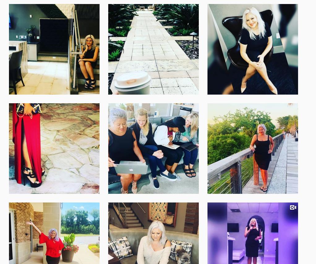 My own Instagram Feed: @SharonEGutierrez