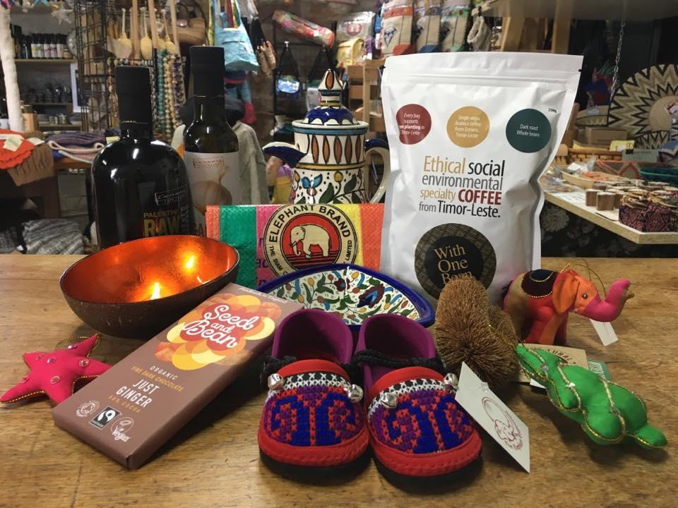 Springwood fair trade market