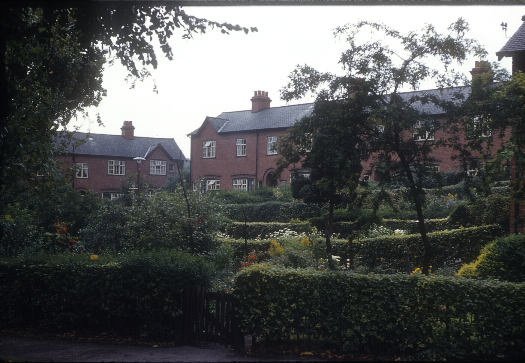 Harborne, Tenants Association 'The Square' - Carless Avenue. 12th August 1960