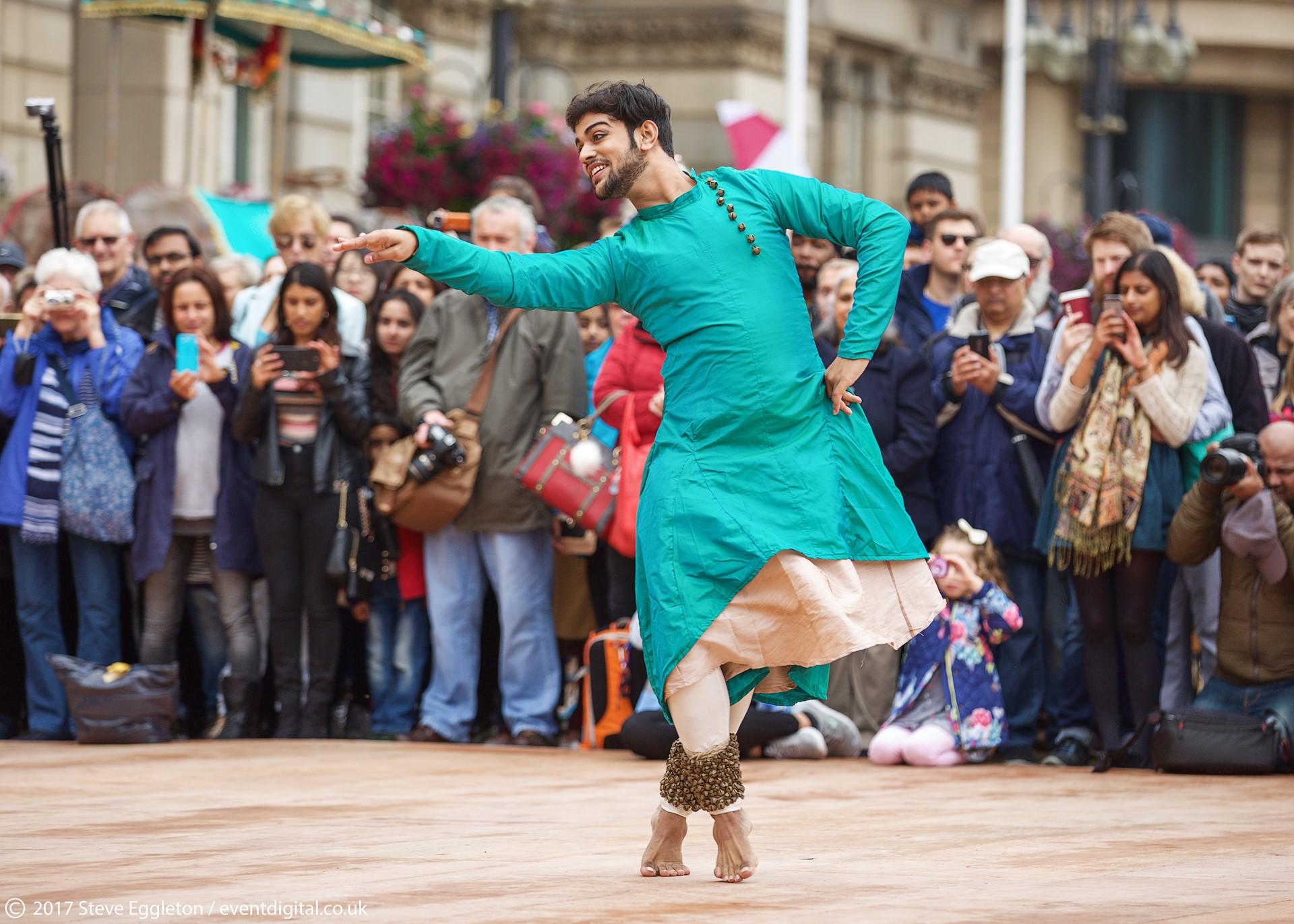 Birmingham Weekender 2017, South Asian Medley 2, Photo by Steve Eggleton Event Digital .jpg