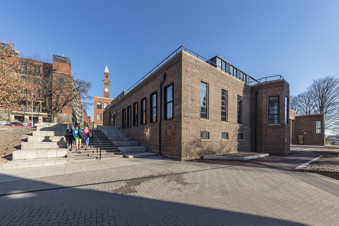 The refurbished Old Gym at the University of Birmingham 4.jpg