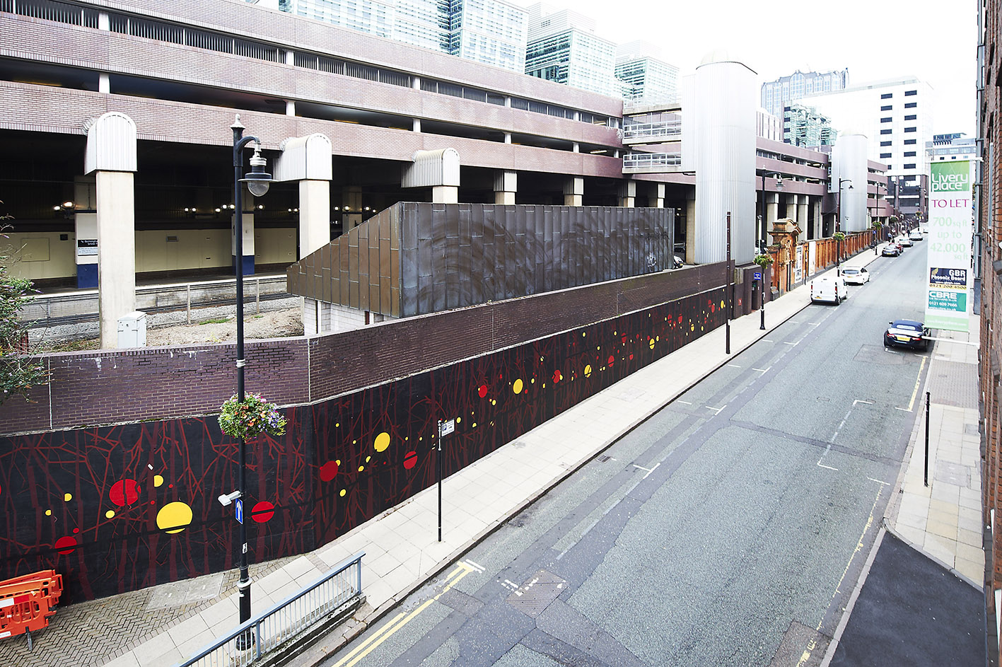 The Livery Street wall in Colmore Business District.jpg