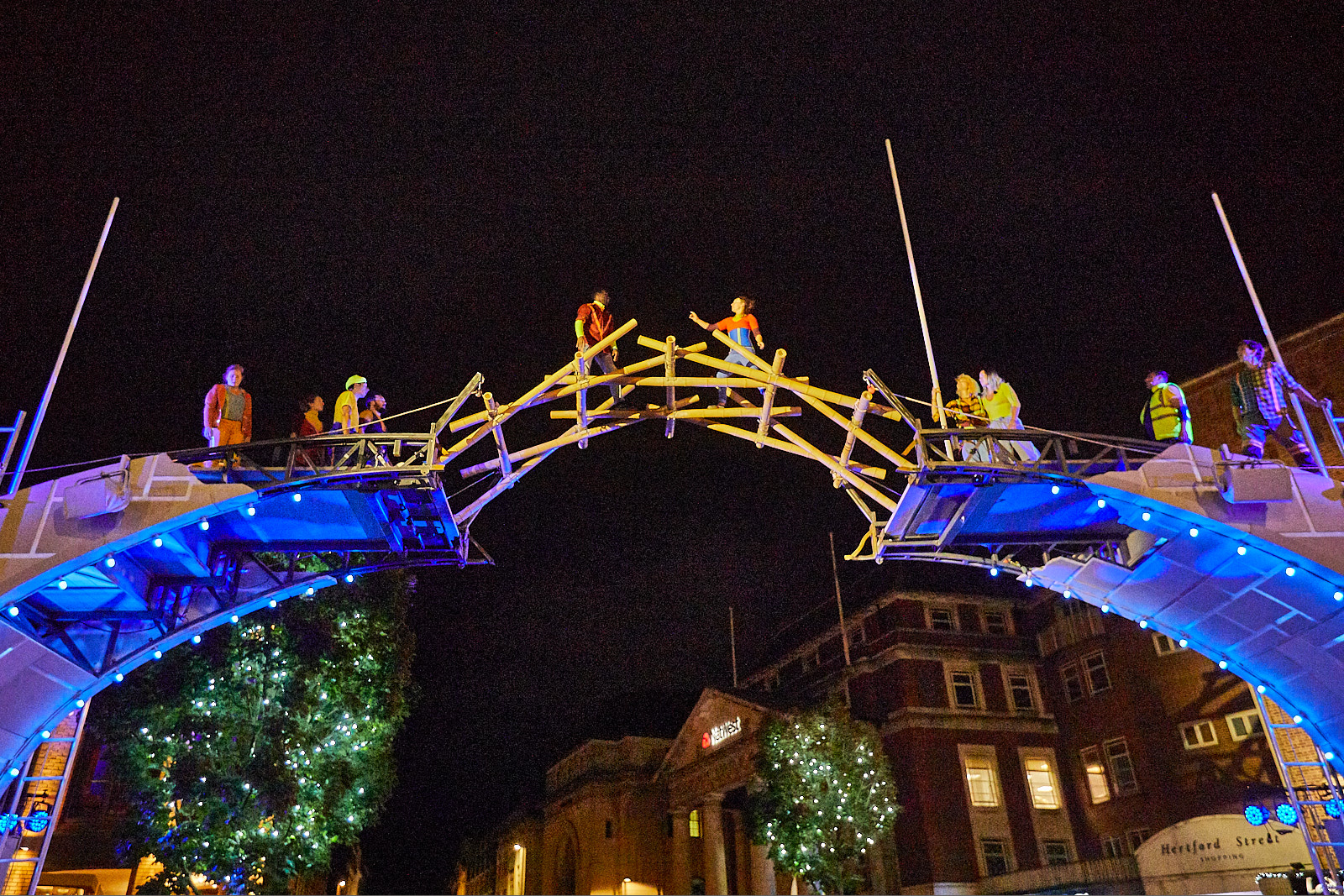 Imagineer's Bridge. Coventry, 26 - 28 September. Photograph Andrew Moore..jpg
