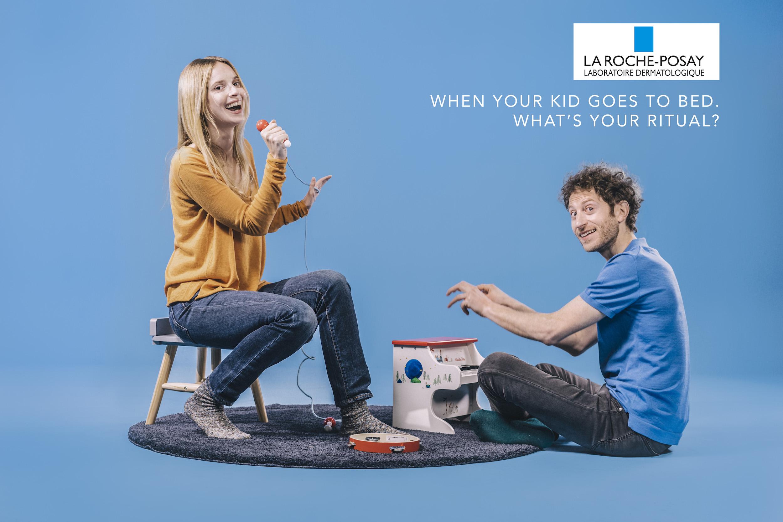 Laroche-Posay Print
