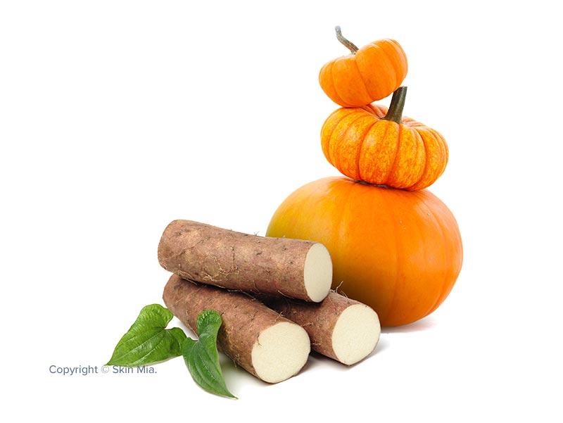 Skin Mia Yam & Pumpkin Enzyme Peel