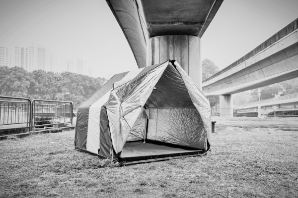 weatherHYDE emergency tent