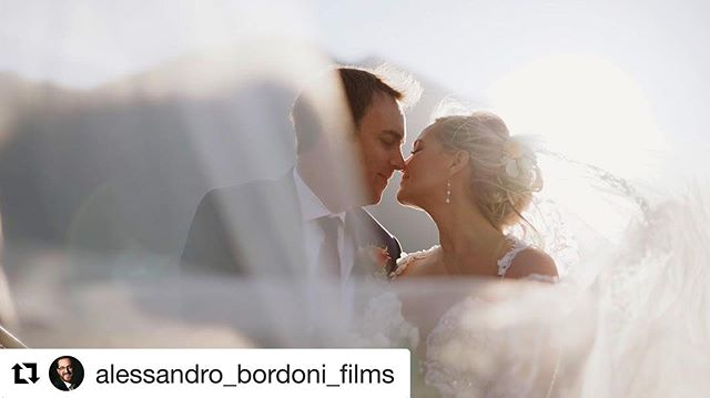 ❤️#Repost @alessandro_bordoni_films with @get_repost ・・・ One of those times when the veil is blowing, flare coming in, newlyweds almost kissing and you nail it! 😎 #proudness #shotgoals . . . #wedphotoinspiration #weddingphotography #fineartwedding #bridesjournal #insideweddings #thedailywedding #weddingbackdrop #luxurywedding #weddingdecor #weddingdesign #instawedding #weddingdetails #amalficoastwedding #dailyweddinginspiration #ohyeswow #thelane #pursuepretty #instawed #cinematography #destinationweddinginitaly #ladolcevita #lakecomoweddingplanners #tuscanyweddingplanner #apuliaweddingplanner #veilkiss #destinationbrides #loveframe