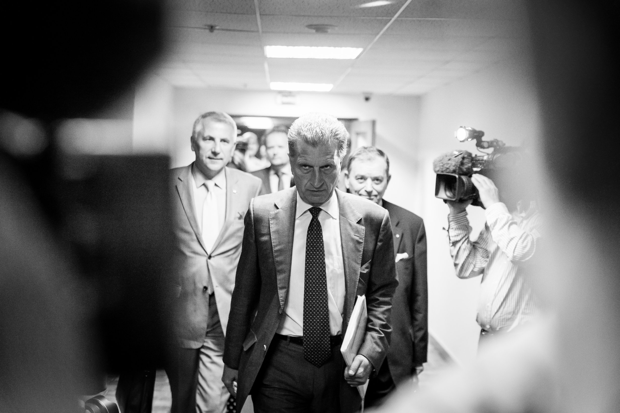Günther Oettinger / EU