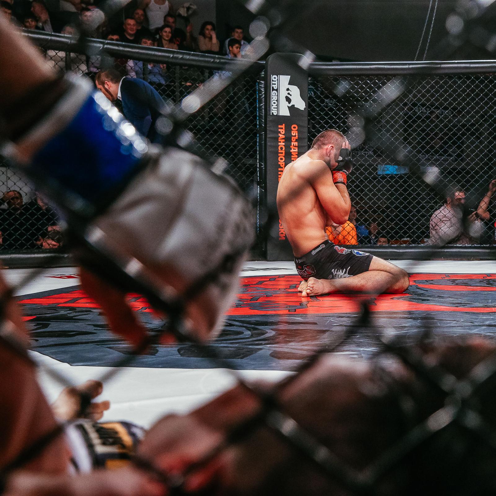 MMA Tournament 'Oplot'