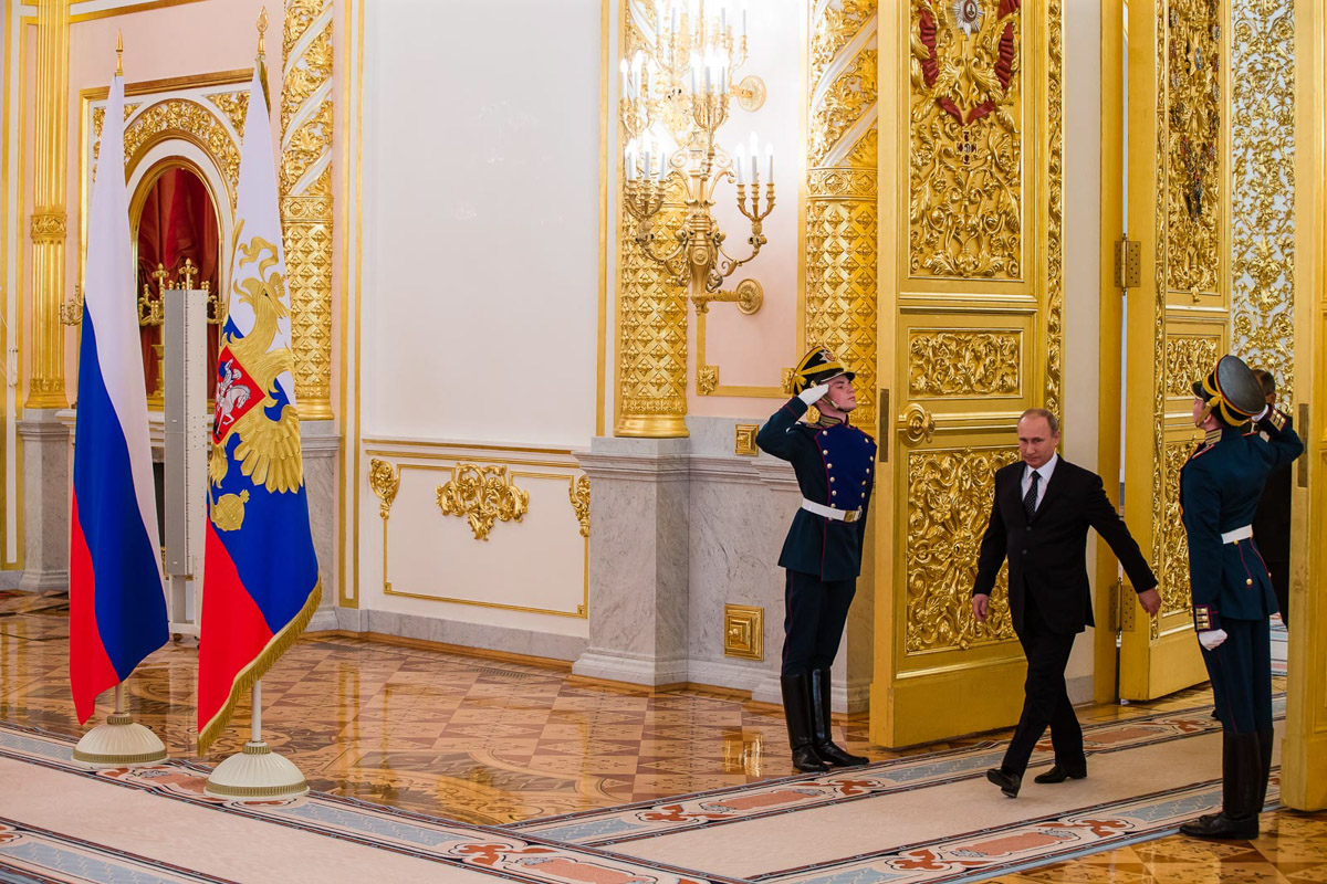 Vladimir Putin / EU