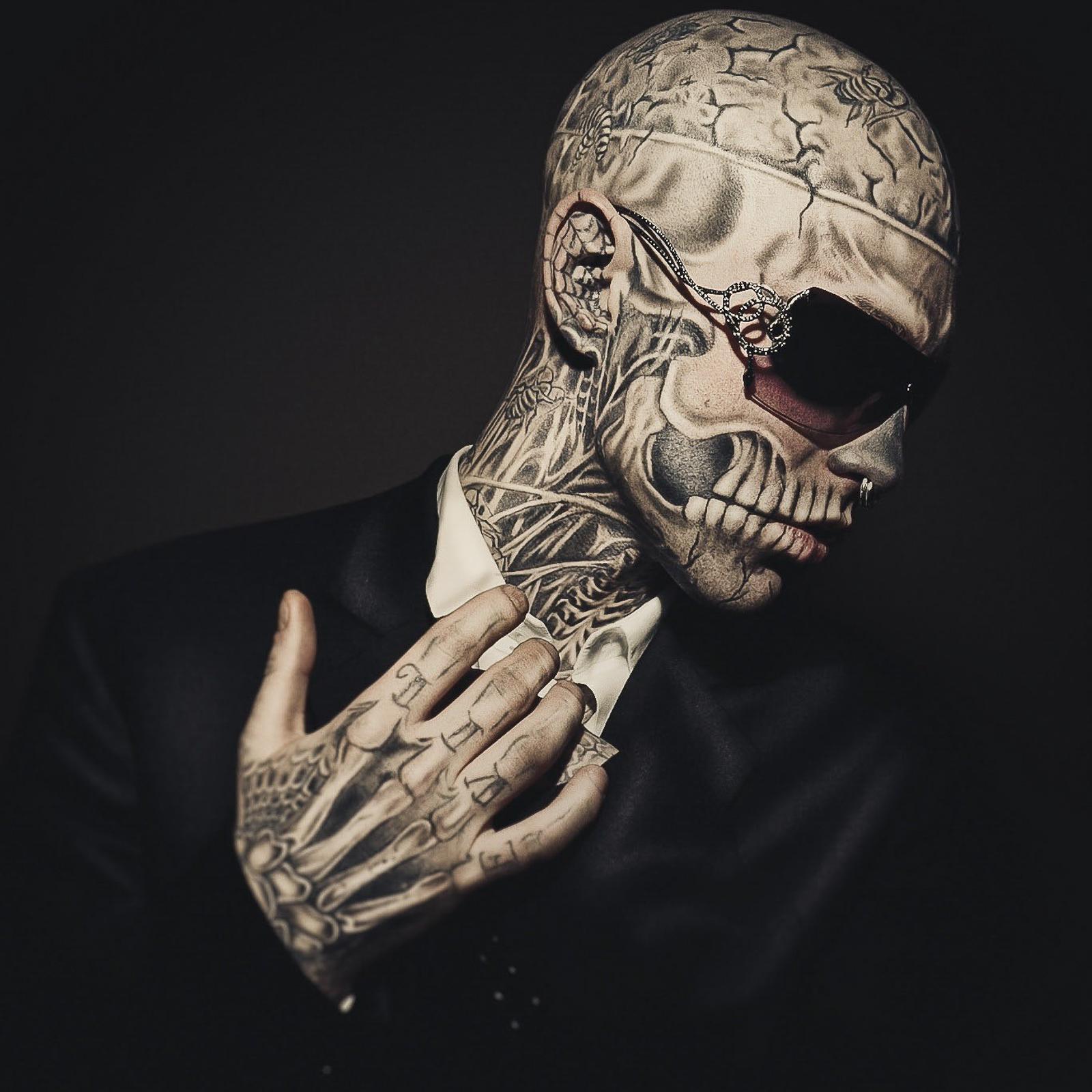 zombie boy © фотограф Артем Саватеев