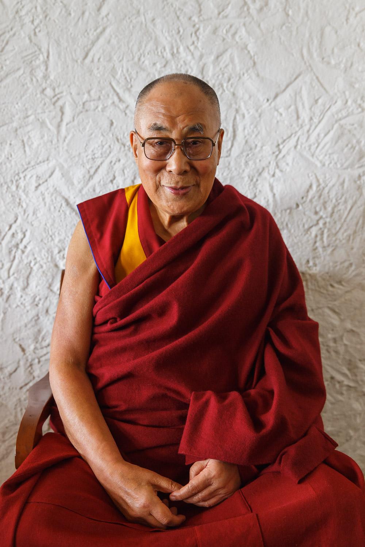 Dalay Lama by Artem Savateev / Далай Лама © Артем Саватеев