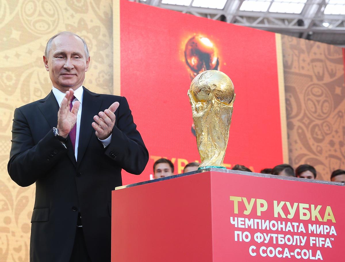 Putin © Artem Savateev / Путин © Артем Саватеев