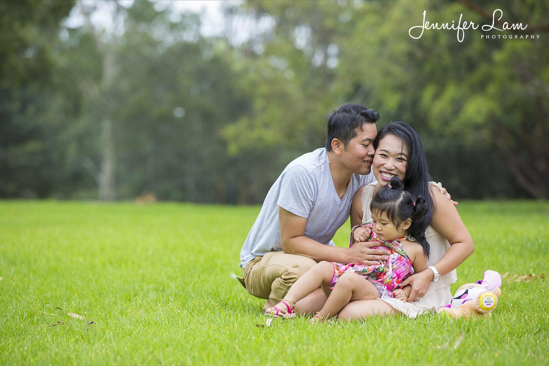 Family Portrait Session - Sydney - Jennifer Lam Photography (13).jpg