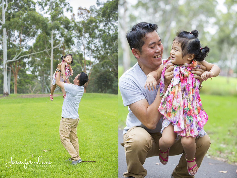 Family Portrait Session - Sydney - Jennifer Lam Photography (15).jpg