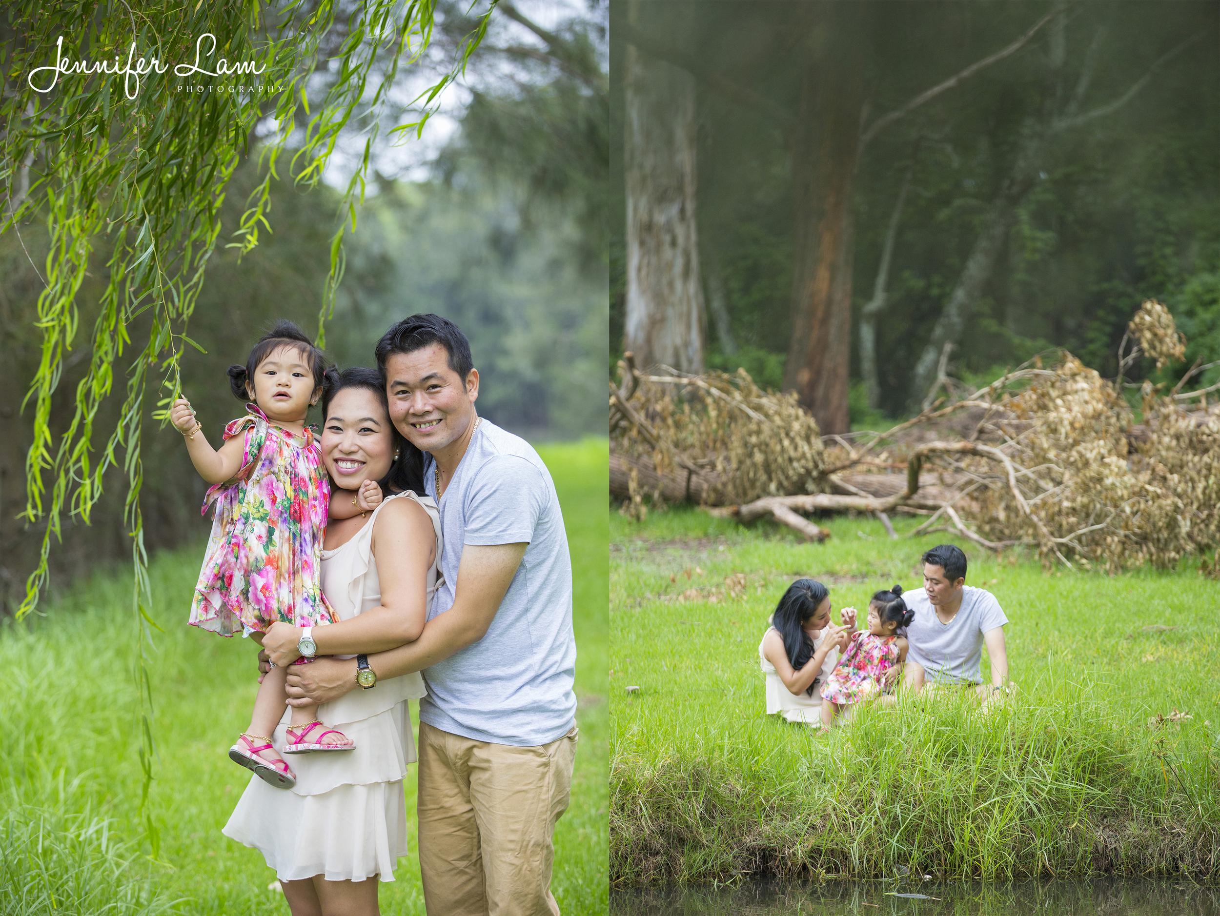 Family Portrait Session - Sydney - Jennifer Lam Photography (17).jpg