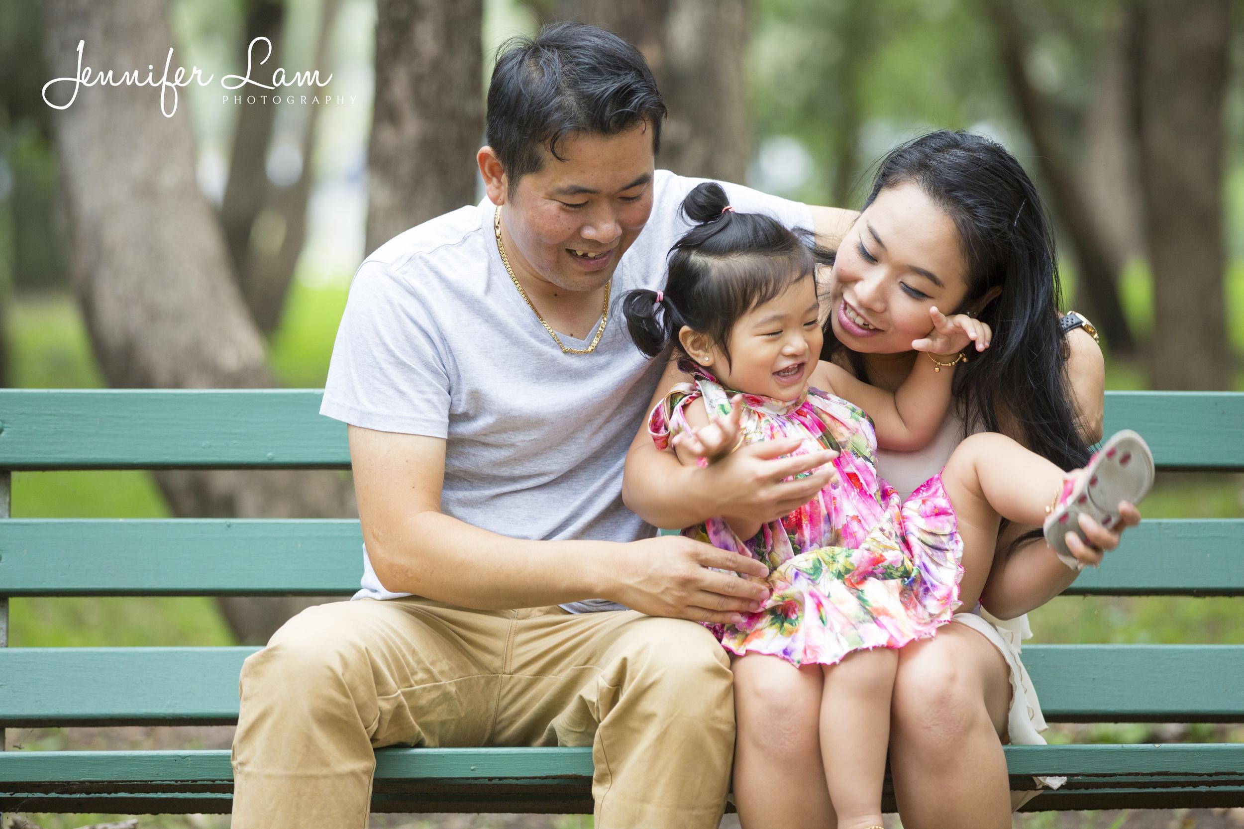 Family Portrait Session - Sydney - Jennifer Lam Photography (28).jpg