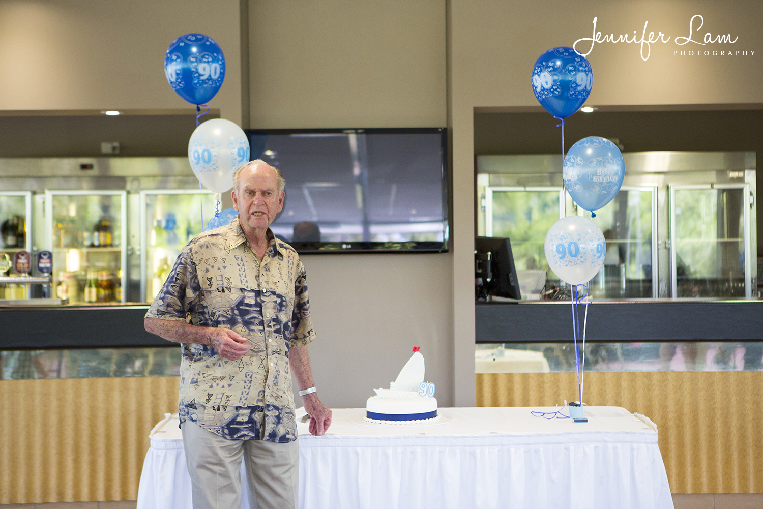 Jim's 90th Birthday - Event Photography - Jennifer Lam Photography (39).jpg