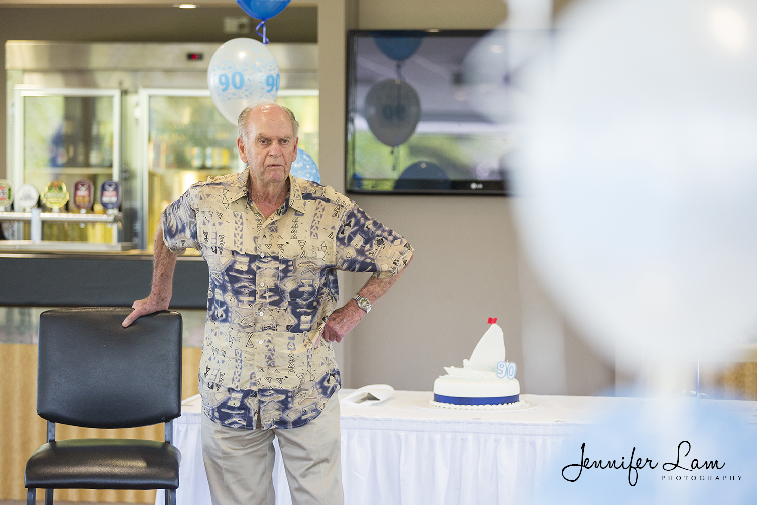 Jim's 90th Birthday - Event Photography - Jennifer Lam Photography (45).jpg