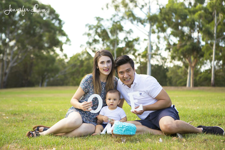 First Birthday - Sydney Family Portrait Photography - Jennifer Lam Photography (1).jpg
