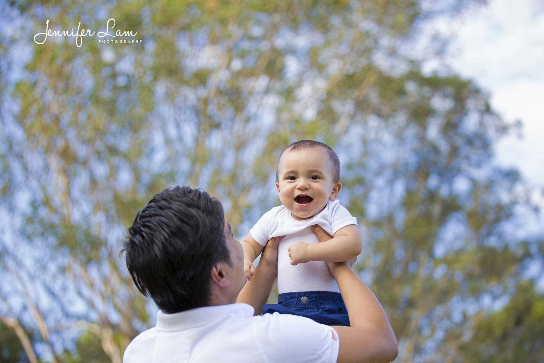 First Birthday - Sydney Family Portrait Photography - Jennifer Lam Photography (9).jpg