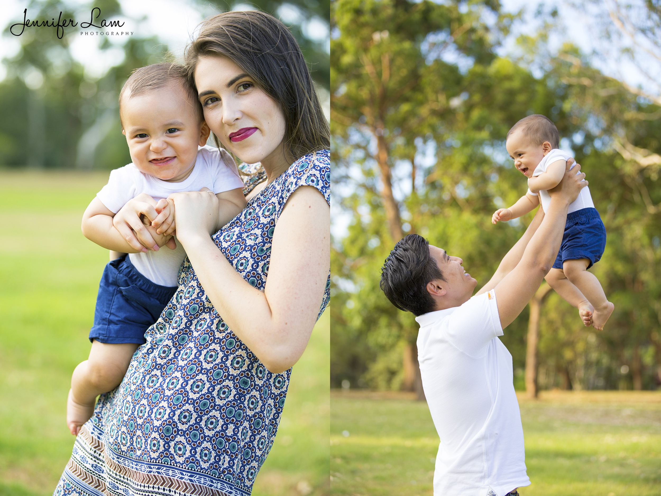 First Birthday - Sydney Family Portrait Photography - Jennifer Lam Photography (11).jpg
