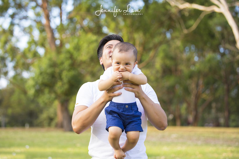 First Birthday - Sydney Family Portrait Photography - Jennifer Lam Photography (8).jpg