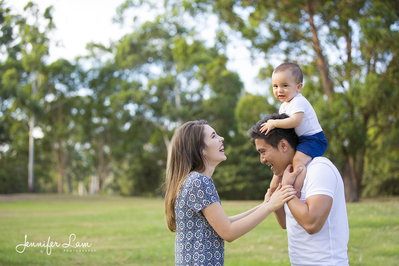 First Birthday - Sydney Family Portrait Photography - Jennifer Lam Photography (13).jpg
