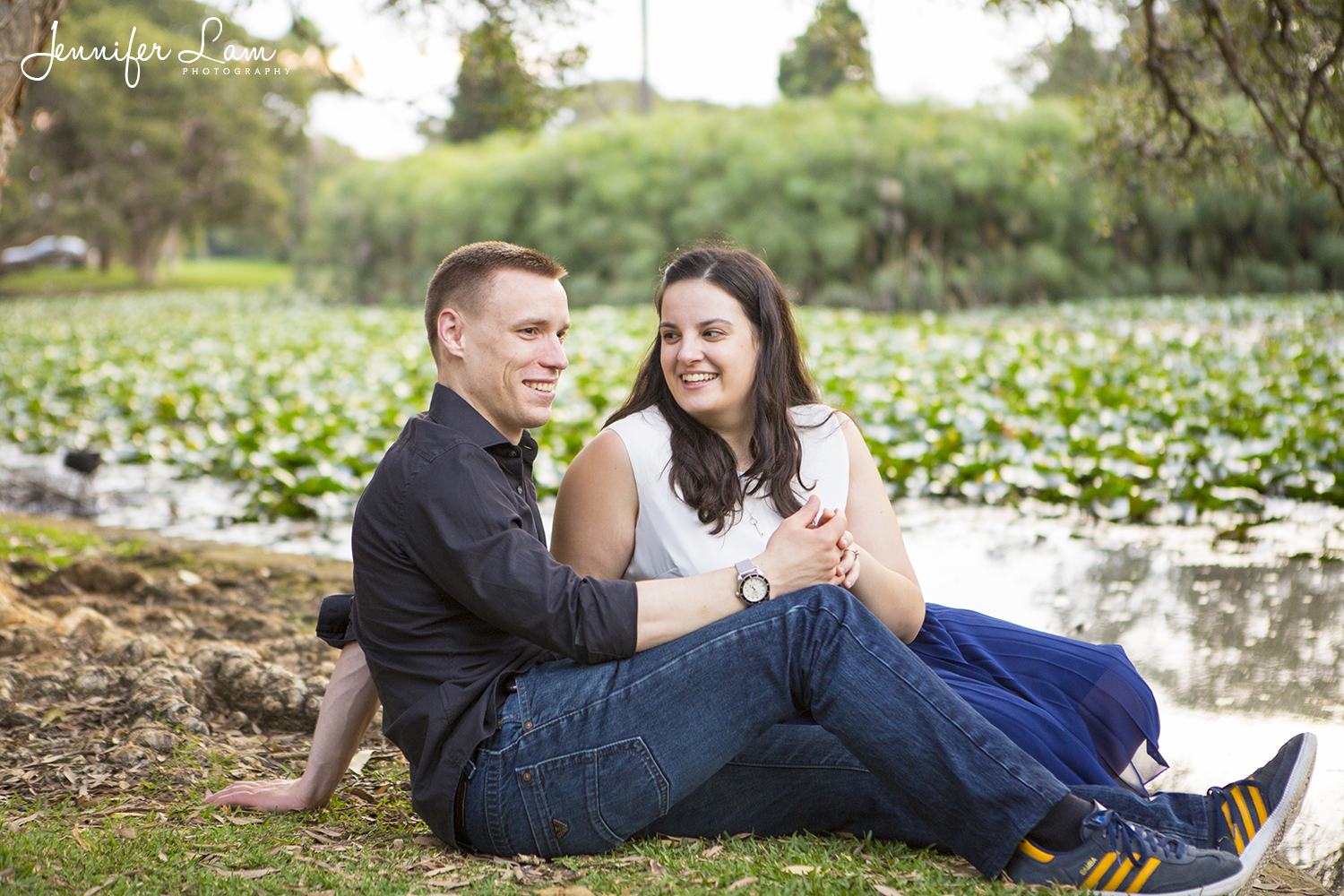 Engagement Session - Sydney Wedding Photographer - Jennifer Lam Photography (13).jpg
