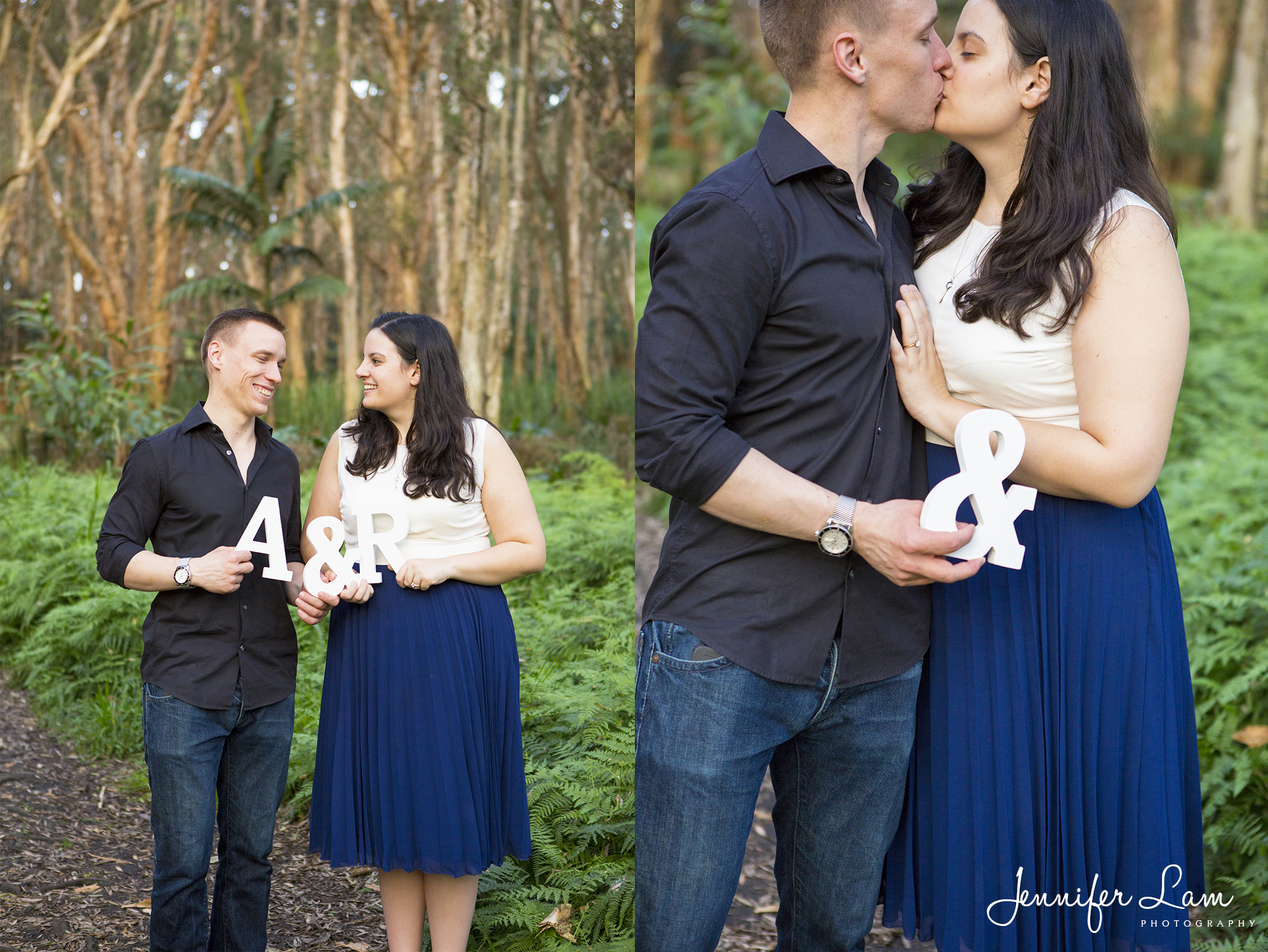 Engagement Session - Sydney Wedding Photographer - Jennifer Lam Photography (16).jpg
