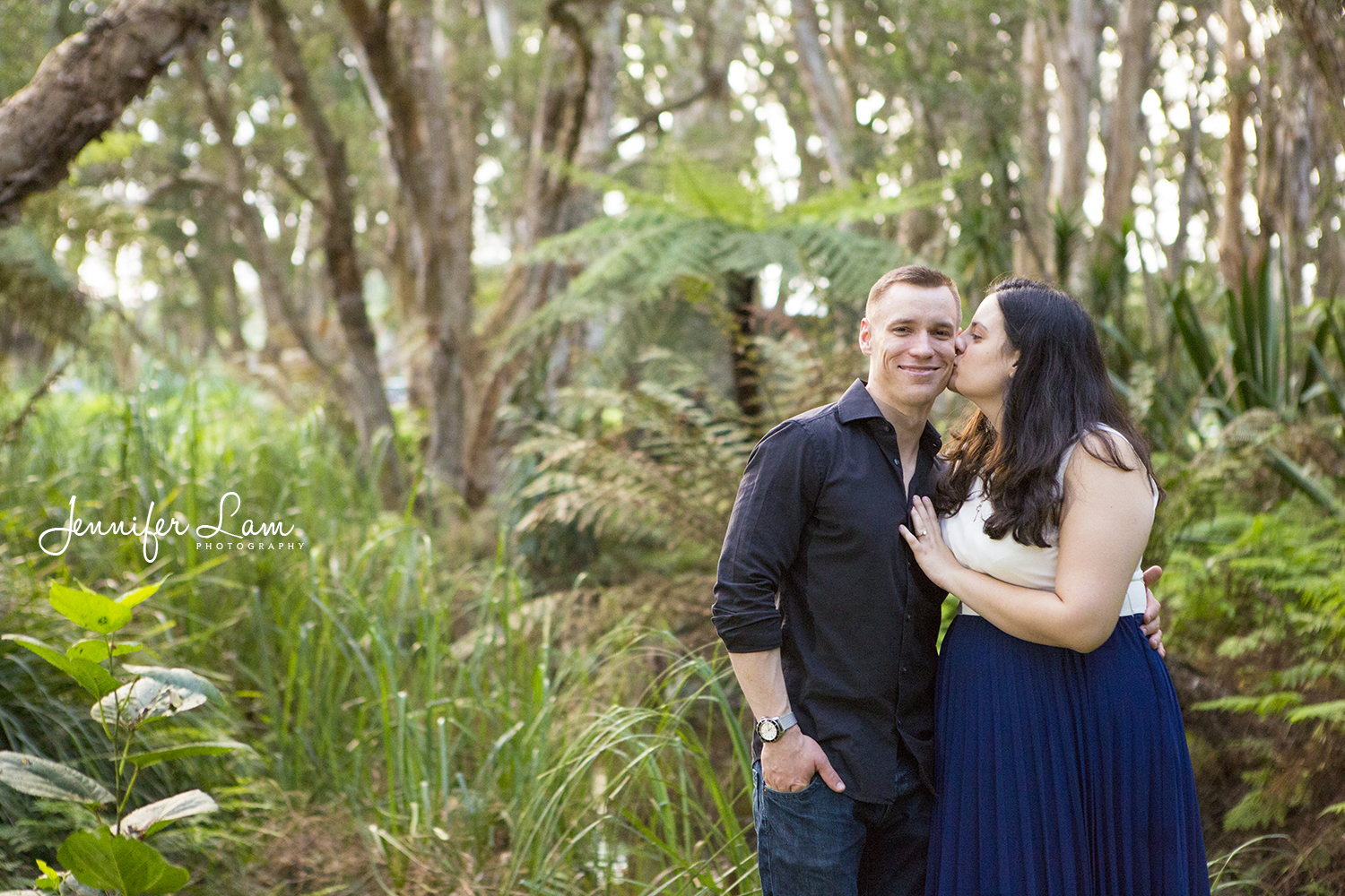 Engagement Session - Sydney Wedding Photographer - Jennifer Lam Photography (19).jpg
