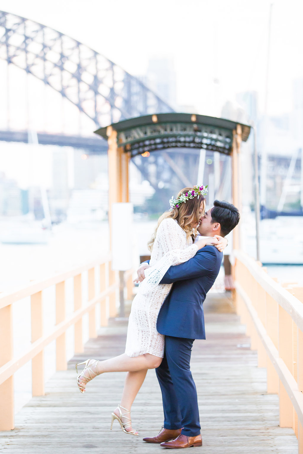 Sydney Wedding Photographer - Lavender Bay - Jennifer Lam Photography (20).jpg